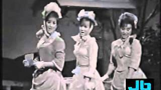 The Lennon Sisters - Hummingbird (Lawrence Welk Show - Feb 22, 1964)