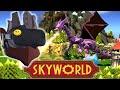 Skyworld VR Test [Oculus Rift] FR  (Réalité Virtuelle)