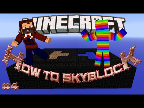 """QUEST MASTERS!"" HOW TO SKYBLOCK WITH SKIDDLES #4"