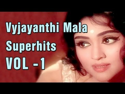 Vyjayanthimala Superhit Song Collection (HD)- Jukebox 1 - Evergreen Old Hindi Songs Collection