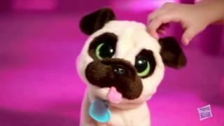 видео Детские игрушки Hasbro Игрушки для девочек — купить игрушку в интернет магазине