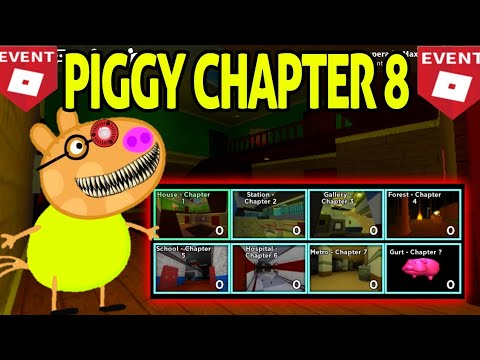 Piggy Chapter 8 Carnival Roblox Youtube