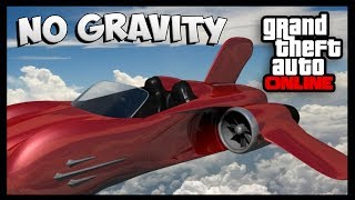 GTA 5 Mods - NO GRAVITY MOD - No Gravity In GTA 5 Online ! (GTA 5 Mods)
