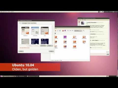 GNOME Classic in Ubuntu 12.04