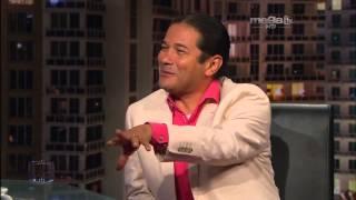 Reinaldo Dos Santos regresa al programa de Bayly 4/25/13 Parte 1