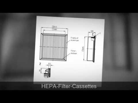 Dust Filter Cassettes Manufacturer, Supplier In Vadodara