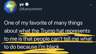 Trump All Day—the truth about Kanye's support of Trump