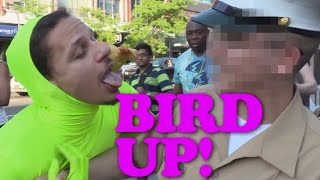 Talk To The Bird Up! | The Eric Andre Show | Adult Swim