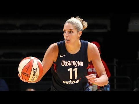 Elena Delle Donne Drops 23 Points in Win Over Aces