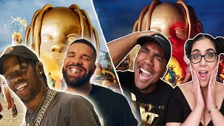 Travis Scott Drake SICKO MODE (Audio) | REACTION/REVIEW 🔥| NONSTOP 2.0 ?| ASTROWORLD Review