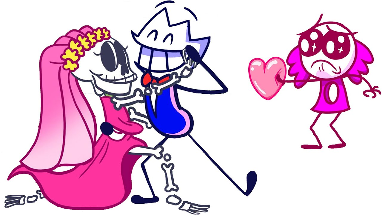 Love is Something Inexplicable | Animated Cartoons Characters | Animated Short Films |