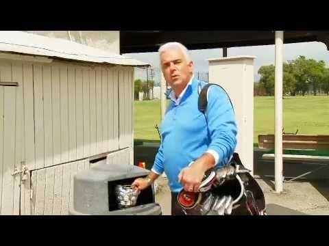 Rangé Golf Balls with John O'Hurley