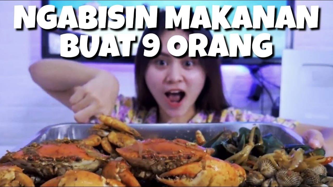 MAKAN SEA FOOD SAMPE NYONYOR!!!