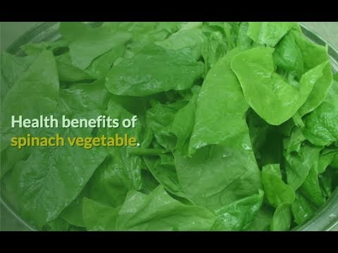 Spinach Nutrition Facts & Health Benefits: Eat This Vegetable For Long Life