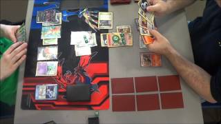 Pokemon TCG - Yveltal vs. Charizard