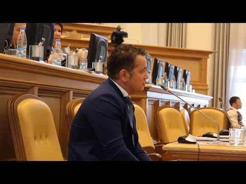 О реконструкции жд вокзала Сургута и Пыть-Яха. Заседание Думы ХМАО - Югры