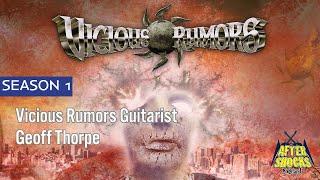 Vicious Rumors – Digital Dictator Returns – Guitarist Geoff Thorpe