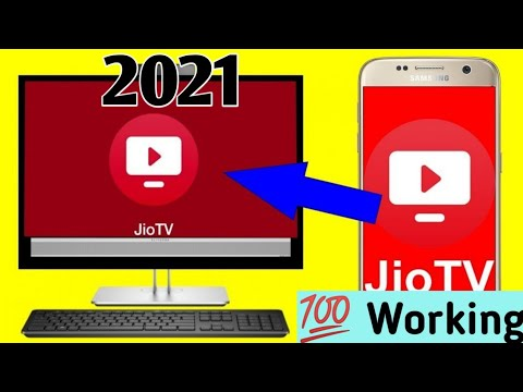 Play JIo Tv In Your Pc Or Laptop | How To Install Jio Tv In Computer / Laptop | Play Tv On Your Pc