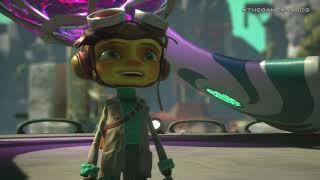 Psychonauts 2 World Premiere Trailer   The Game Awards 2018