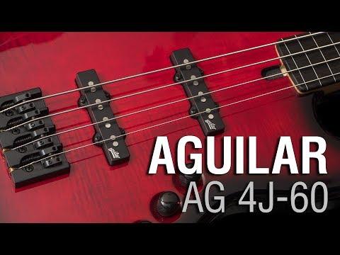 Aguilar AG 4J-60 // Maruszczyk Elwood 4p Fretless