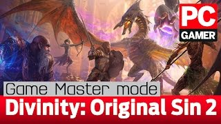 Divinity: Original Sin 2 Game Master mode - Larian Studios recreates Divine Divinity
