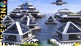 Download 10 Awesome Houseboats and Future Floating Homes Mp3 and Videos