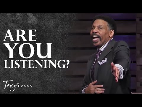 When God Talks | Sermon by Tony Evans