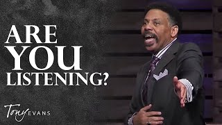 When God Talks | Sermon by Tony Evans
