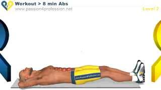 Exercitii pentru un abdomen cat mai frumos si plat