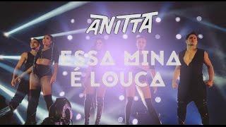 Essa mina é louca - Anitta e Jhama (Bang Tour) no Barra Music