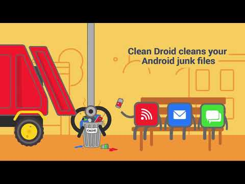 Clean Droid - 1 Tap Clear Cache  Phone Cleaner - Apps on Google