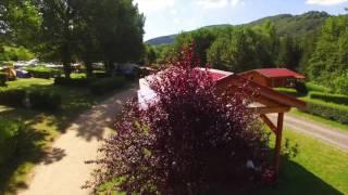 Camping Haute Loire l'Estela Auvergne France