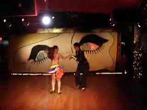 Colombian Style Salsa Performance in NY