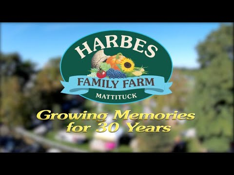 Harbes Family Farm 30th Anniversary - Growing Memories For 30 Years