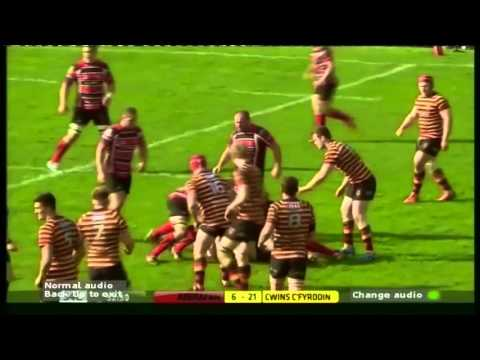 Joe Gage Highlights Rugby