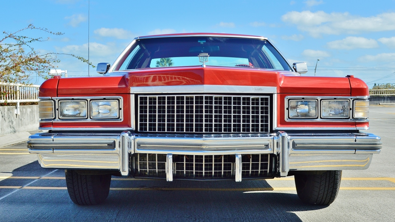 1976 Cadillac Coupe DeVille // 1 OWNER // 17K MILES ...