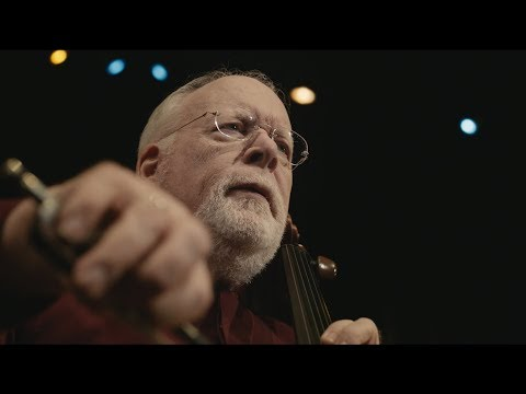 An inside look into CELLO: Actor & Cellist Lynn Harrell