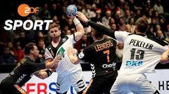 Deutschland - Niederlande 34:23 - Highlights | Handball-EM 2020 - ZDF