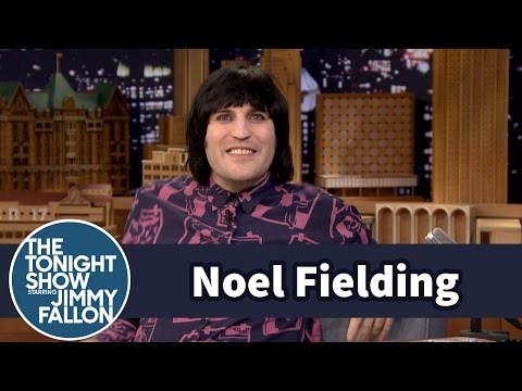Noel Fielding Finally Pays Up on a Bet with Jimmy