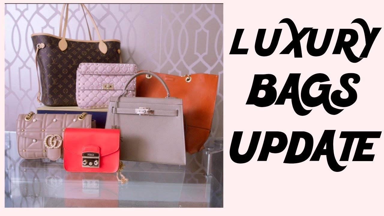 589ac8602dd3 LUXURY BAGS UPDATE - ARE THEY WORTH IT  - YouTube