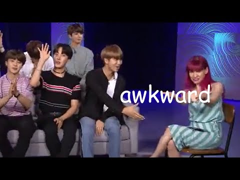 a brief summary of BTS' yahoo music interview