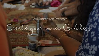 Create Your Inner Goddess Event - Hout Bay, Cape Town.