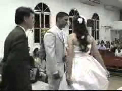PIB Guarapari - Casamento de Juliana e Sérgio - 18.12