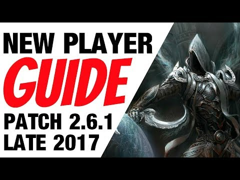 Diablo 3 Tips & Tricks New Player Guide Patch 2.6.1 Season 1