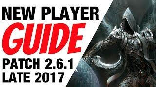 Diablo 3 Tips \u0026 Tricks New Player Guide Patch 2.6.1 Season 12 Era