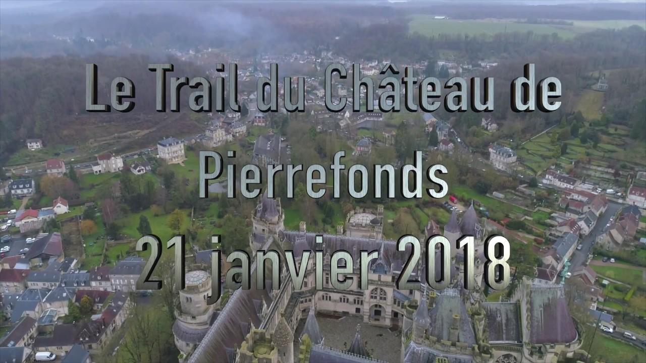 Trail du château de Pierrefonds 2018