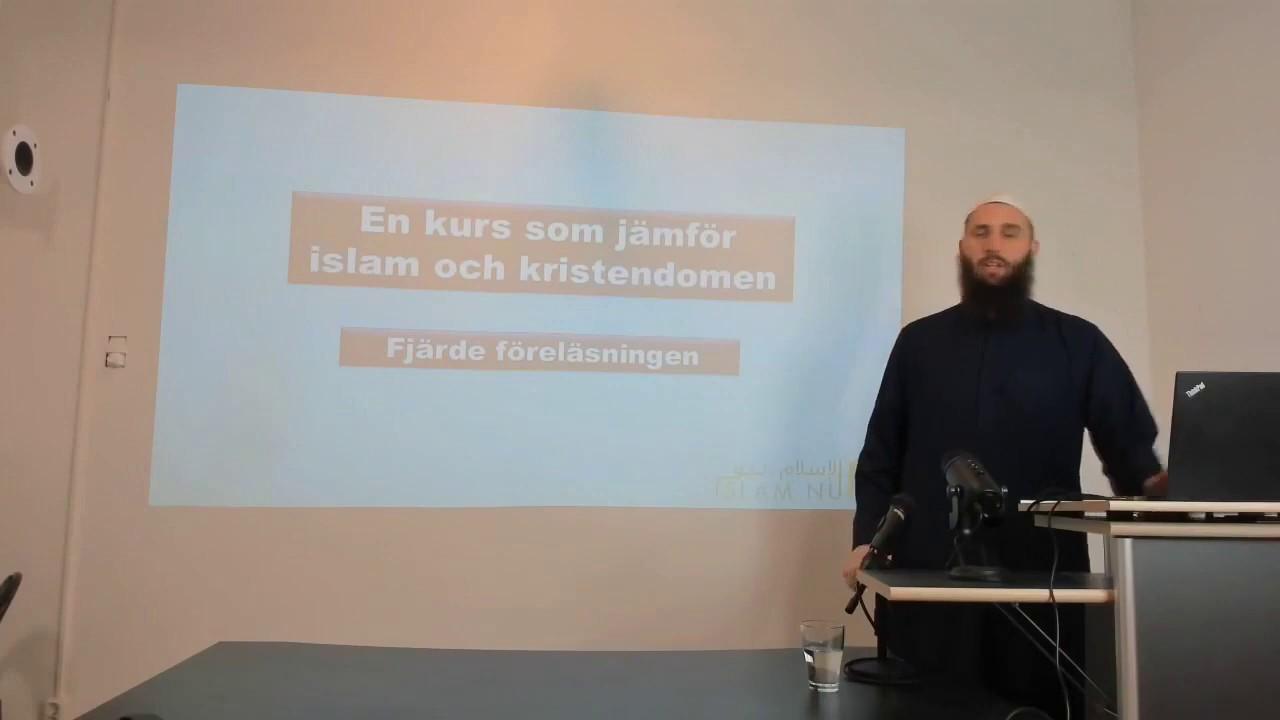Jämförelse mellan Islam och Kristendomen | del 3/3 | Shaykh Abdullah as-Sueidi