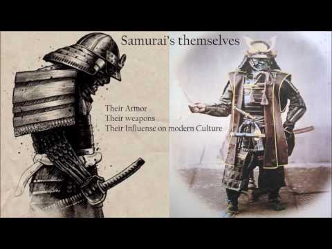 Samurai culture and Clash between Western powers