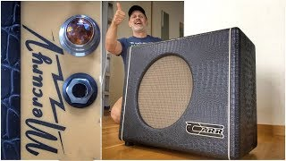 This Guitar Amp will make you PLAY BETTER! Carr Mercury V