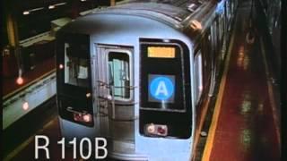100 Years of New York City's Subway Cars (Part 3/3)